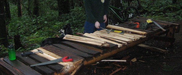 Trail Maintenance group gets a new name