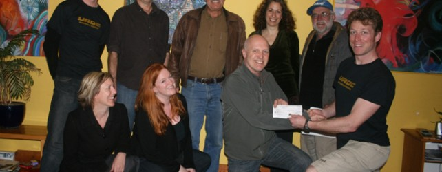 UROC Donates $1000 to Cumberland Community Forest