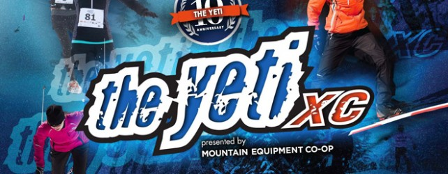 Yeti Snowshoe series kicks off this Saturday Jan 29th