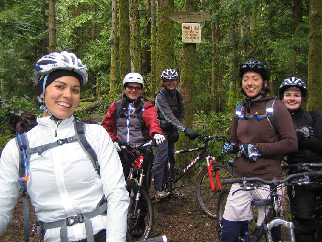 content women ride april economides