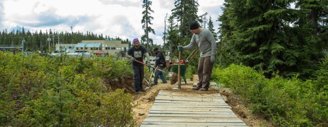 Mount Washington Bike Park June Update