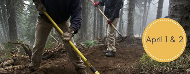Trail Building & Maintenance Workshop