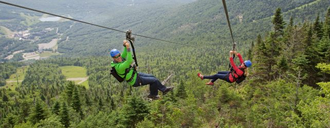 Mt. Washington to Open 3.5 Million Dollar ZipTour